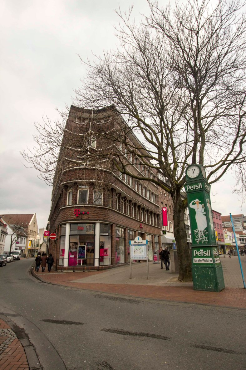 Innenstadt Hamm