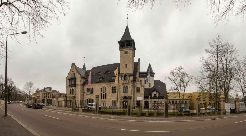 Burg Giebichenstein Panorama