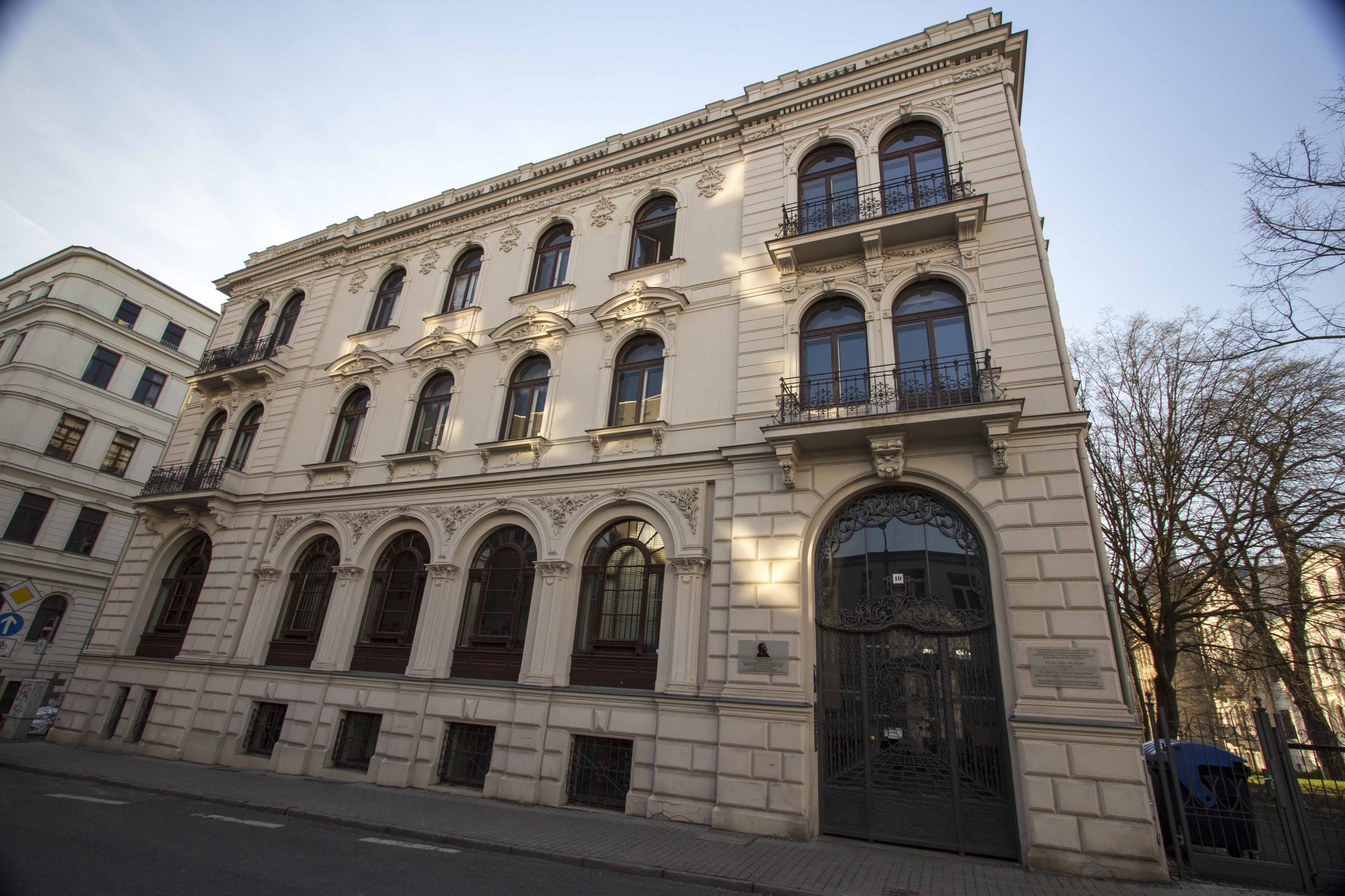 Edvard Grieg Haus