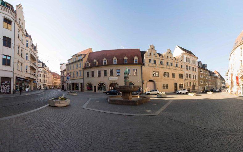 Eselsbrunnen - Platz