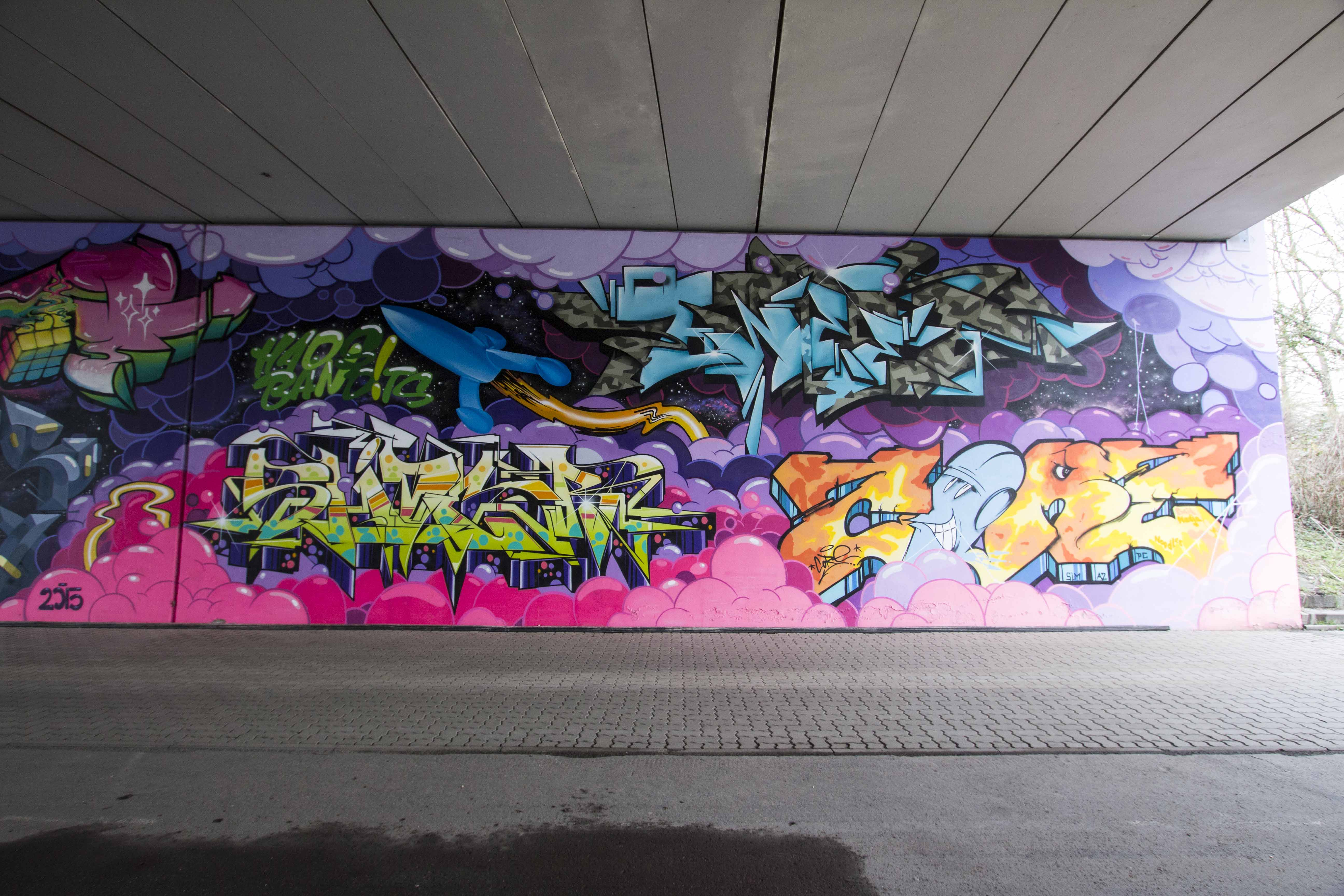 Saale und Inseln Graffitis_1