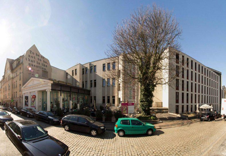 Theaterkomplex Halle
