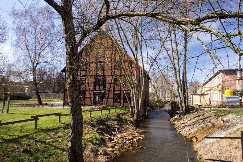 Ölmühle Roßlau