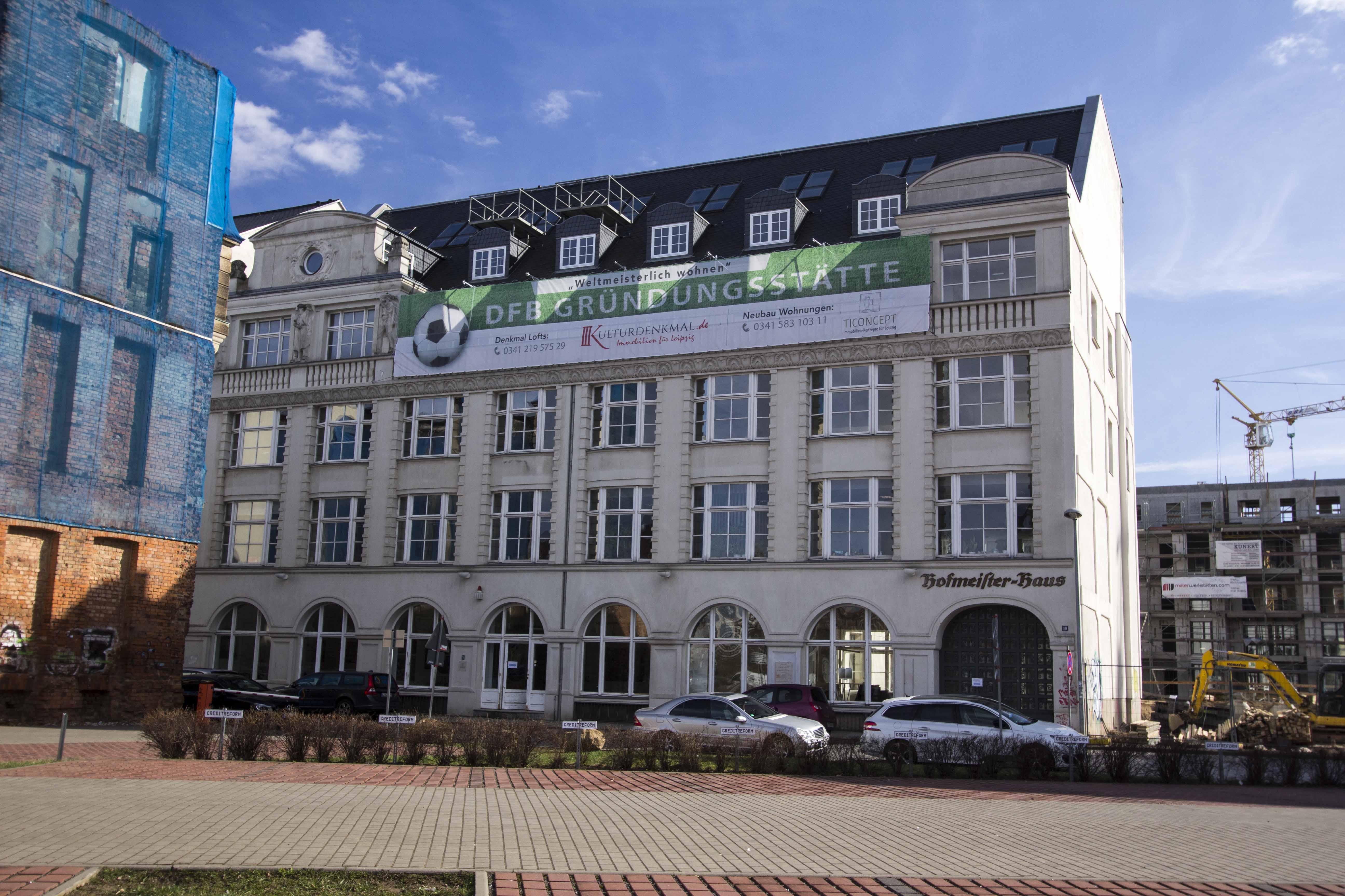 DFB Gründungshaus - Hofmeister Haus