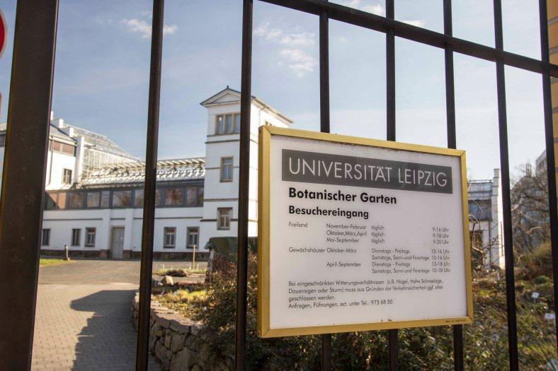 Leipziger Botanischer Garten
