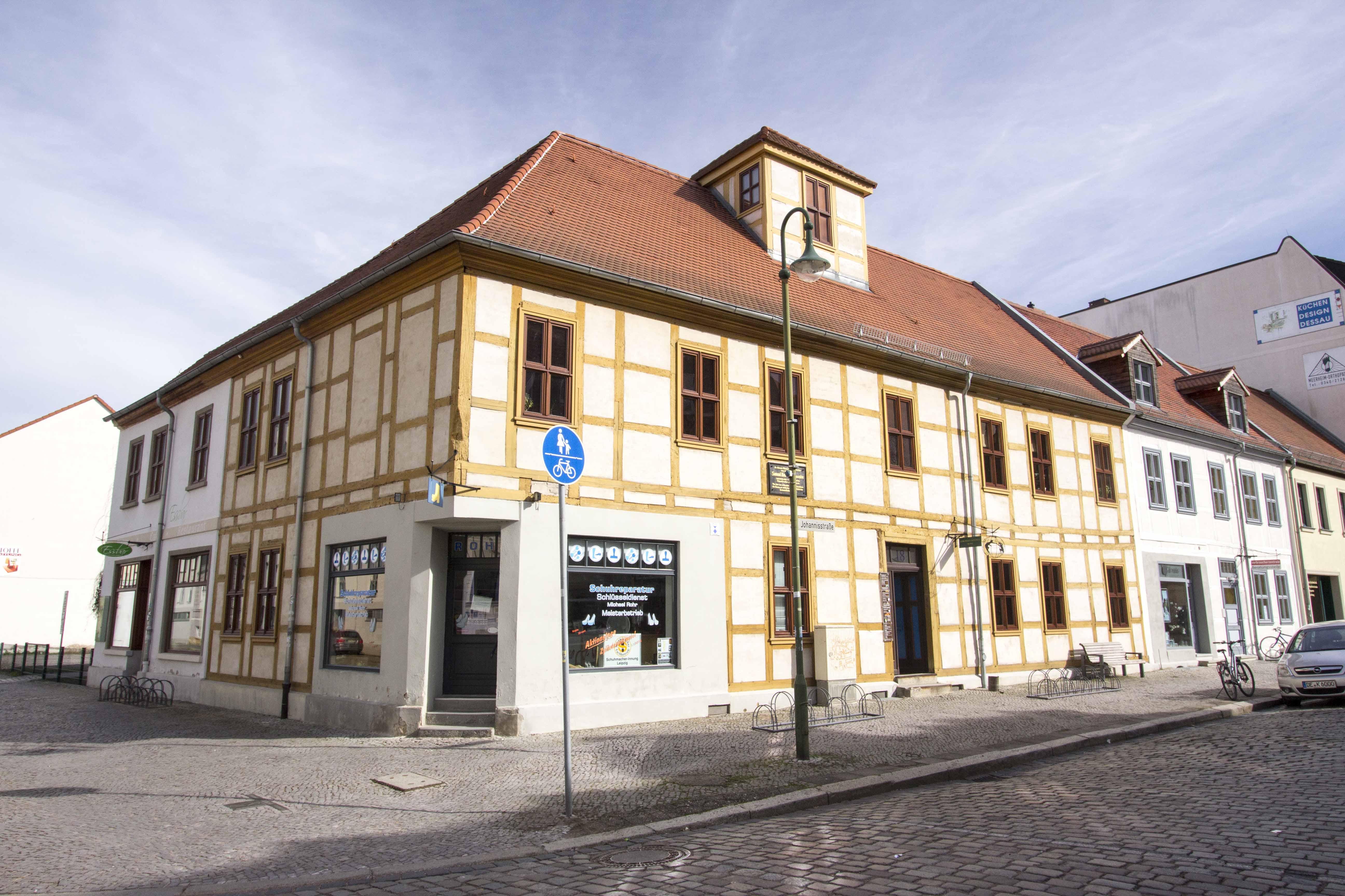 Palais Schwabehaus