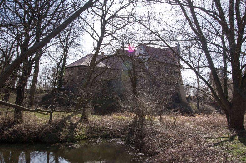 Wasserburg Burg Roßlau (4)