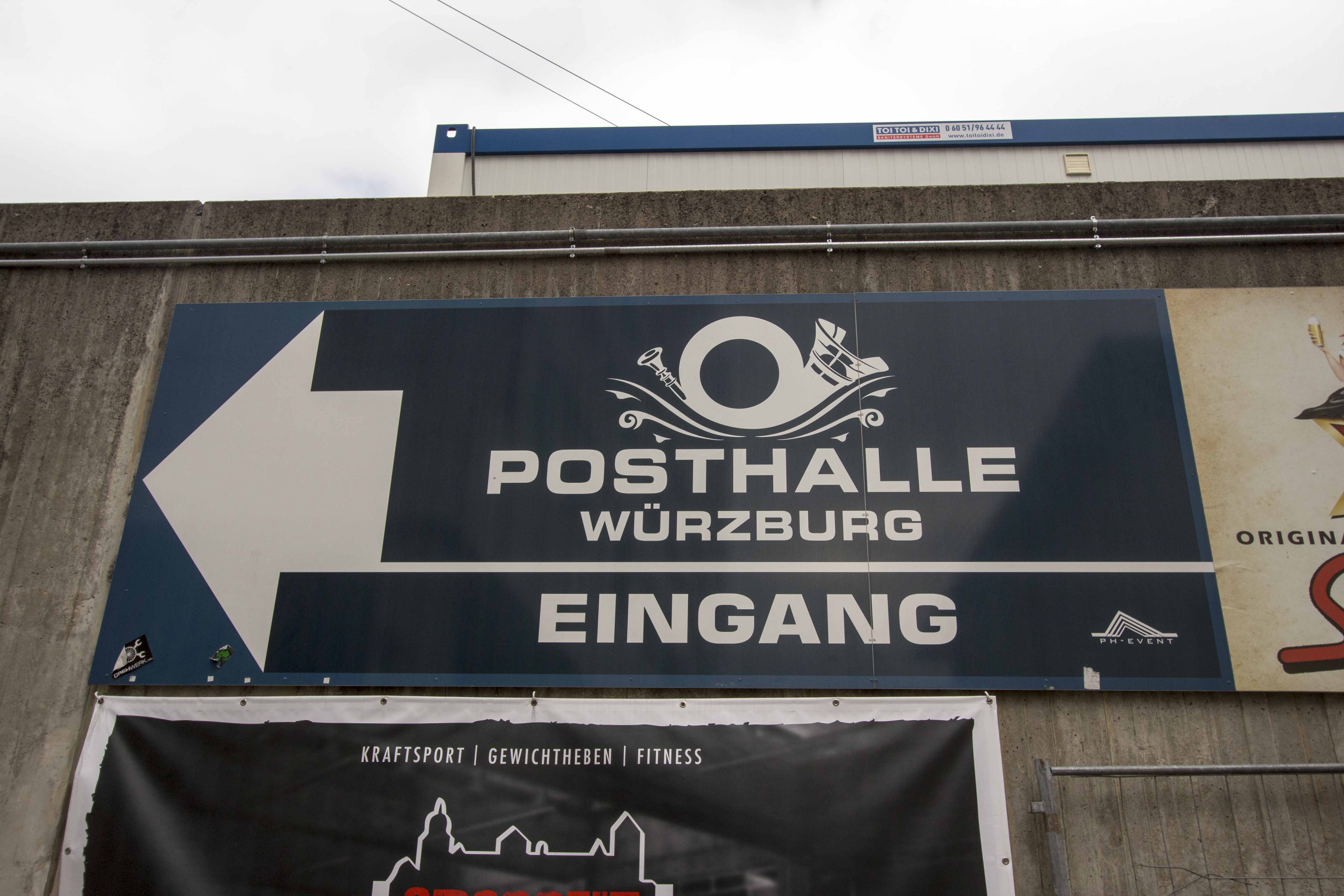 Posthalle