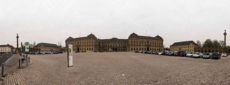 Würzburger Residenz Panorama