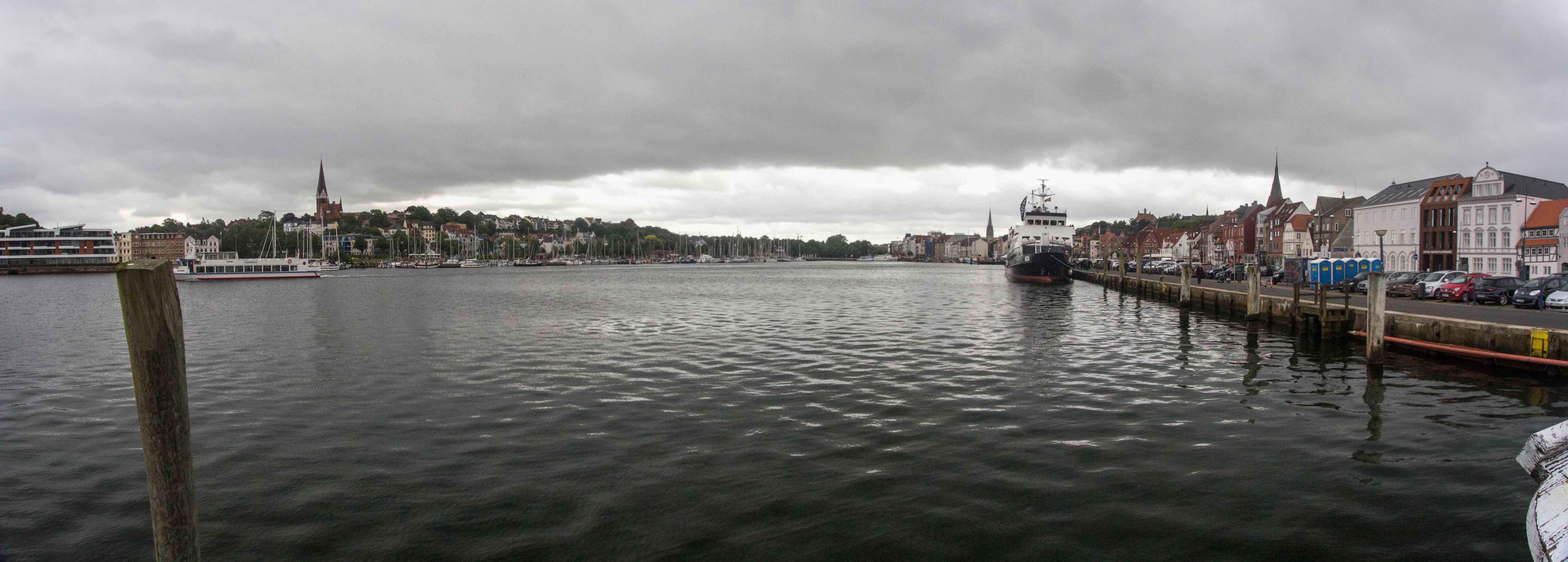 Panorama Förde 1