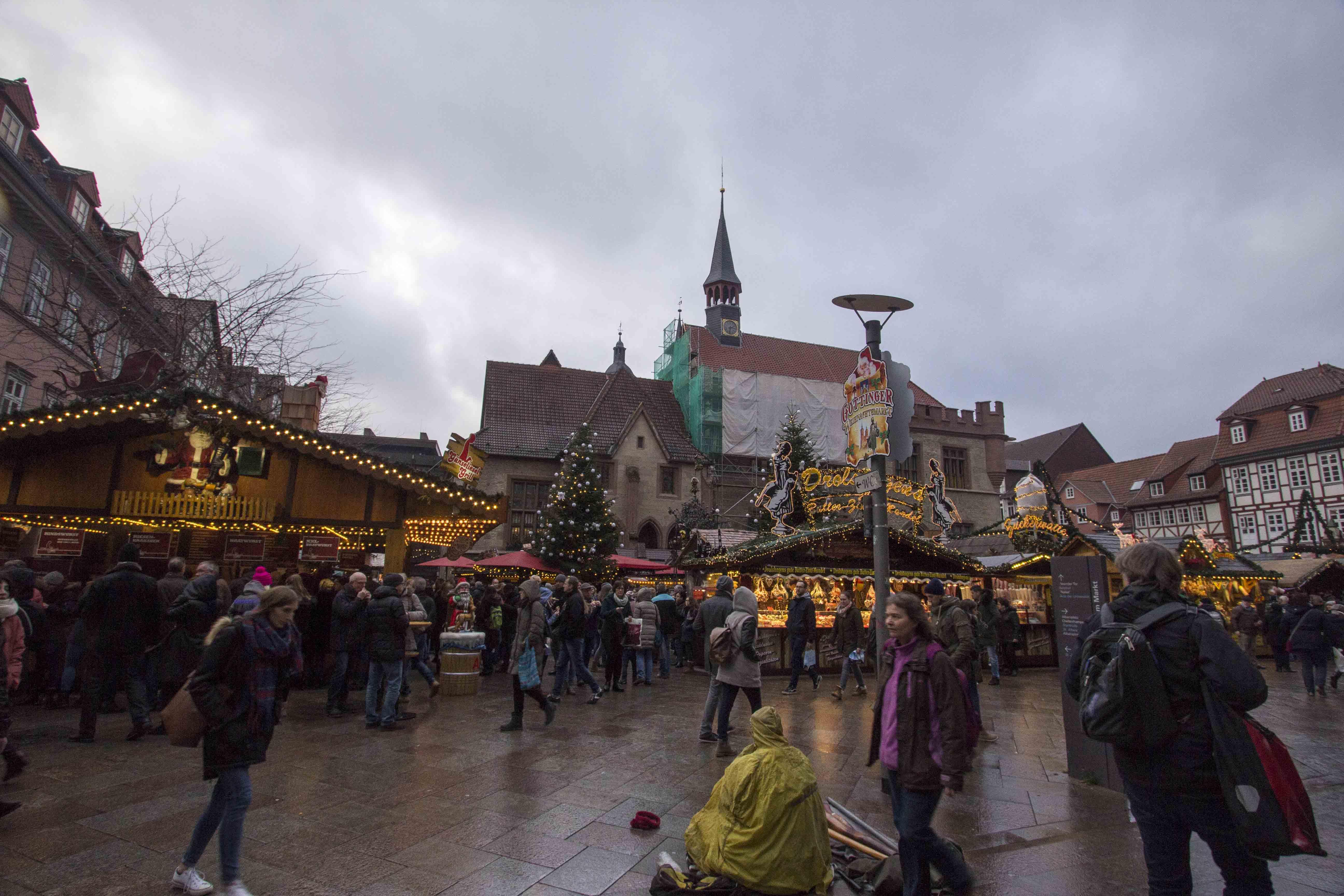 Altes Rathaus und Rathausplatz