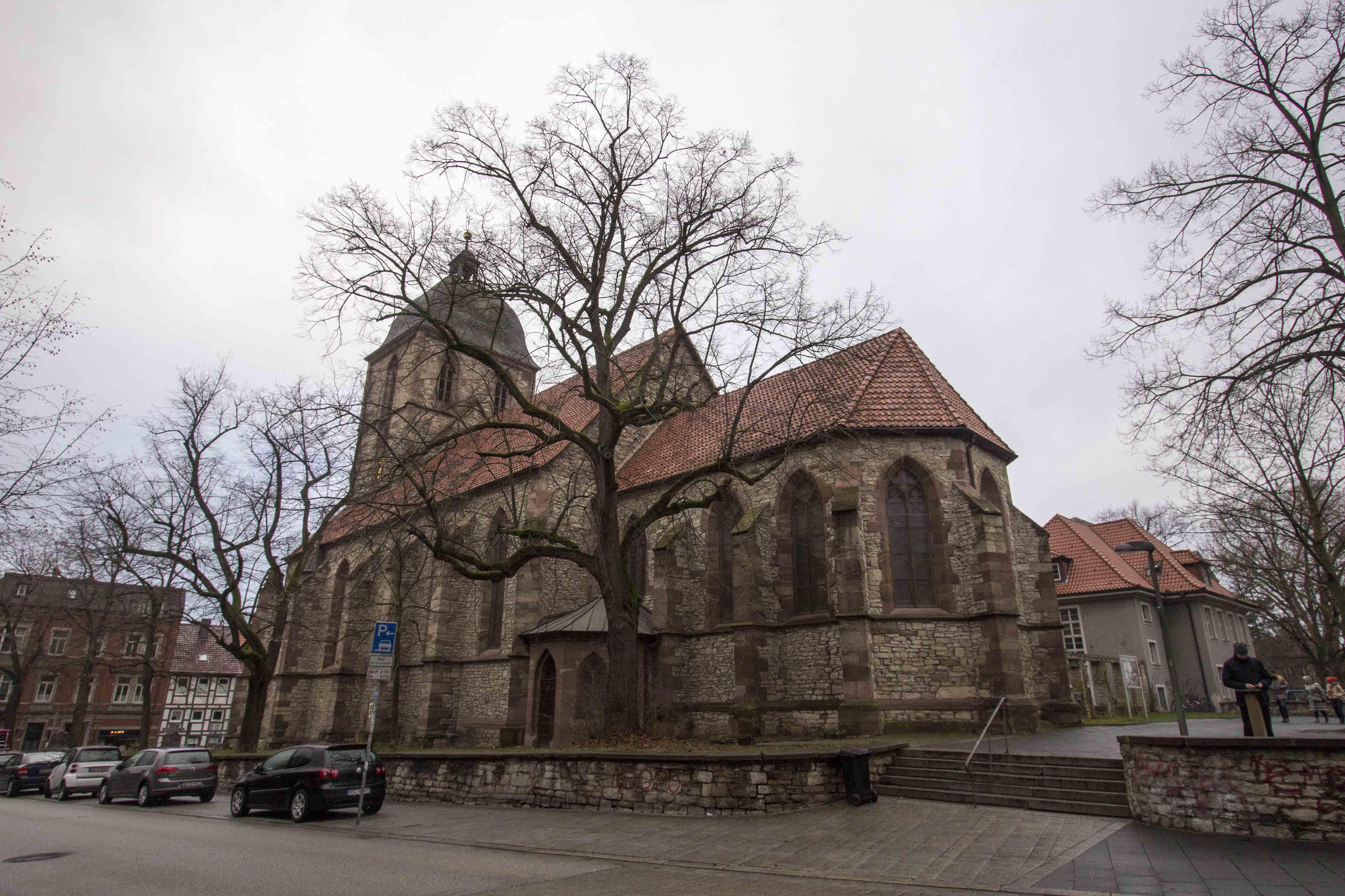 St. Albanikirche