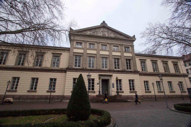Wilhelmsplatz - Karzer