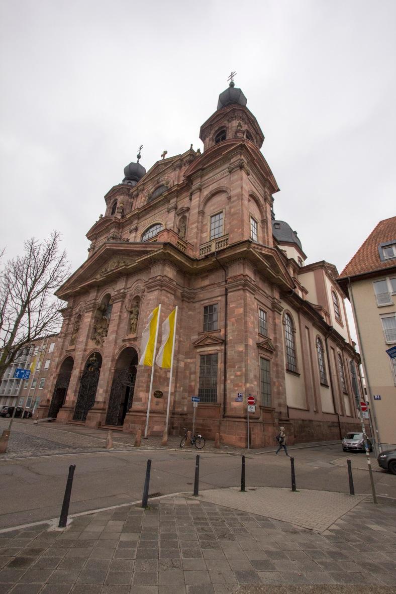 Architektur und Zentrum Mannheim_15