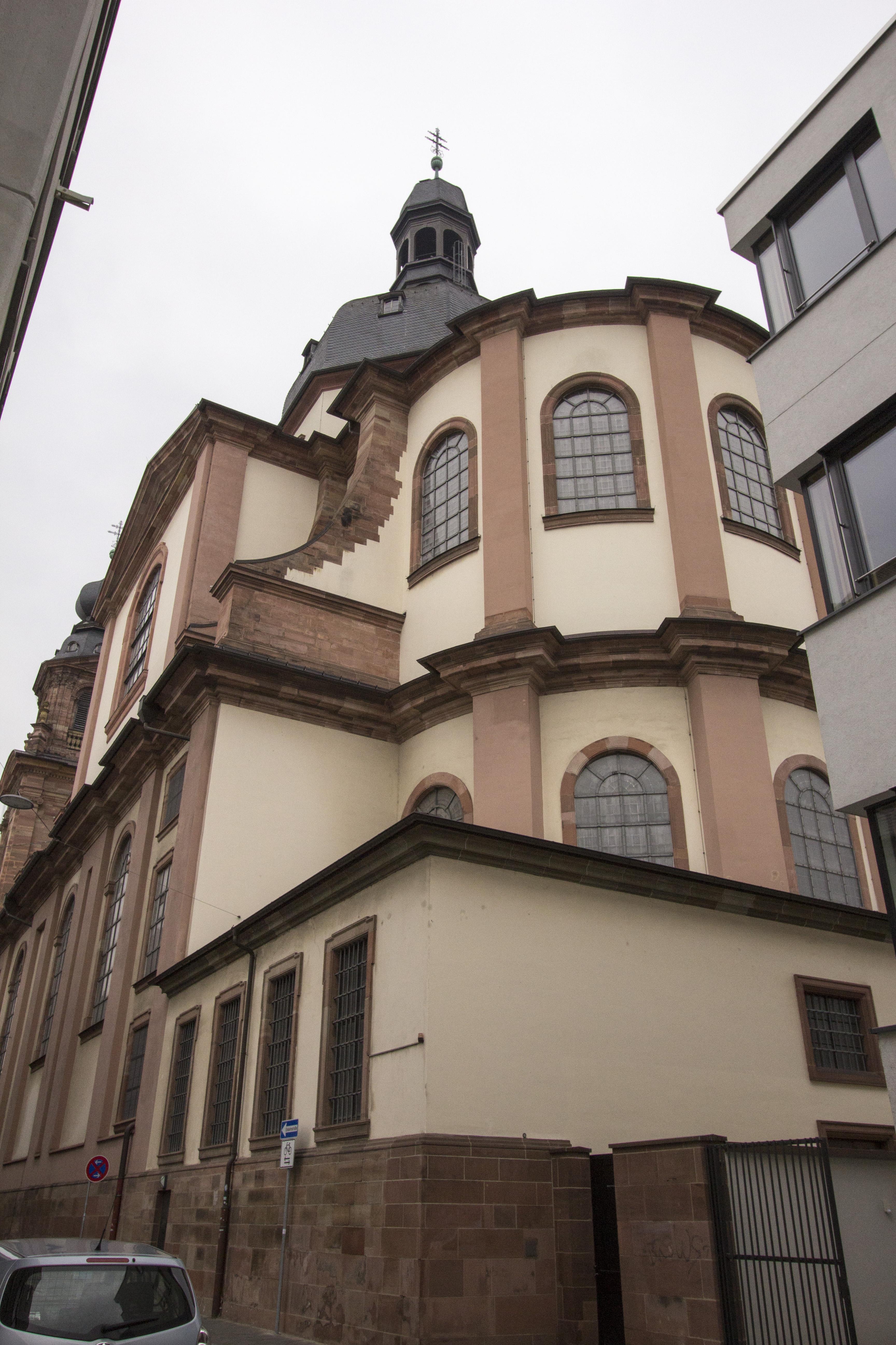 Architektur und Zentrum Mannheim_19