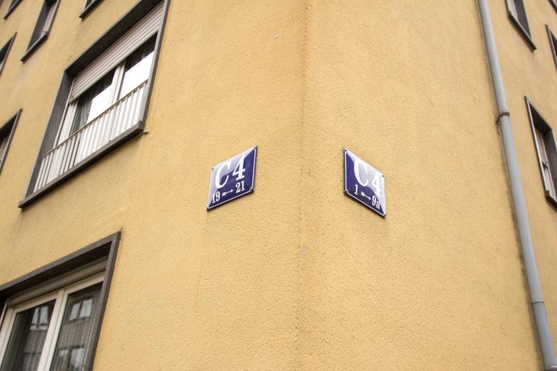 Architektur und Zentrum Mannheim_25