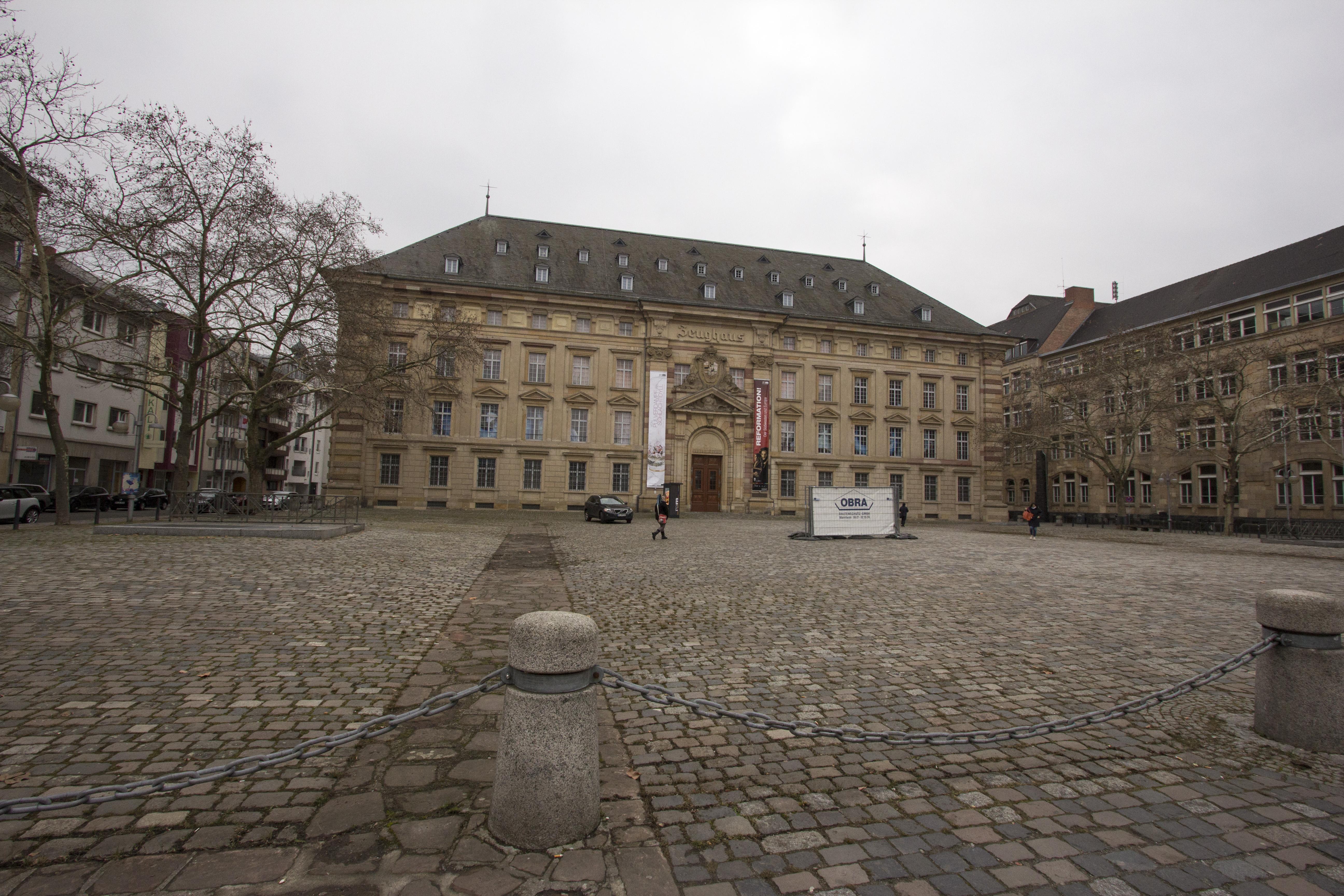 Architektur und Zentrum Mannheim_26