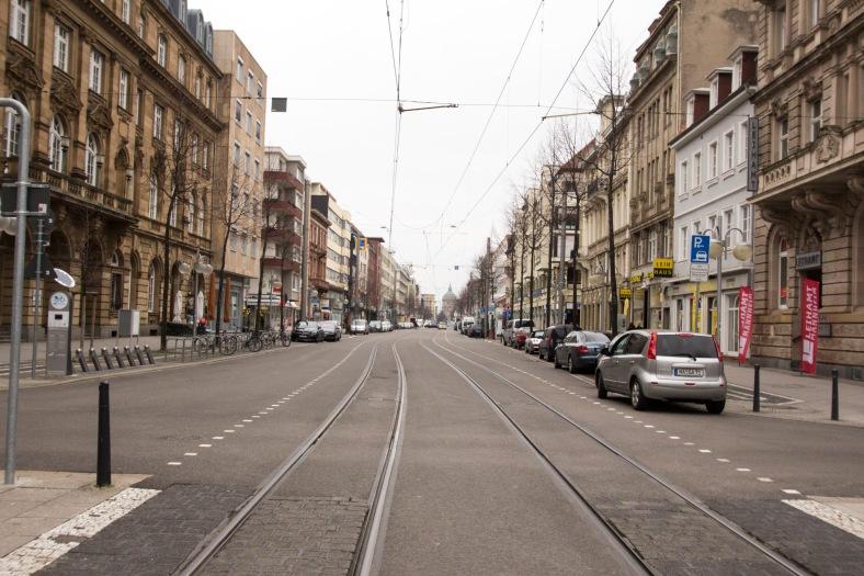 Architektur und Zentrum Mannheim_27