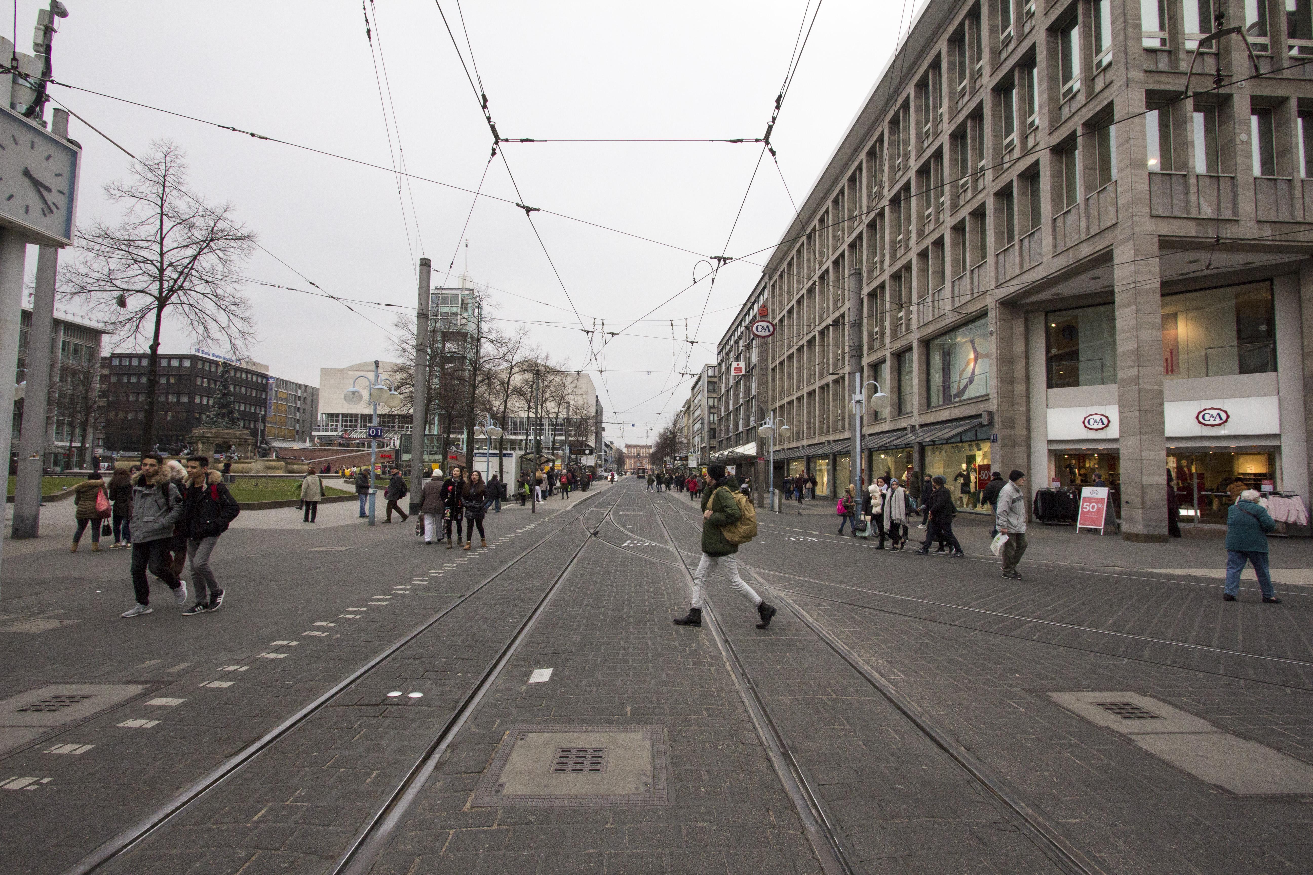 Architektur und Zentrum Mannheim_30
