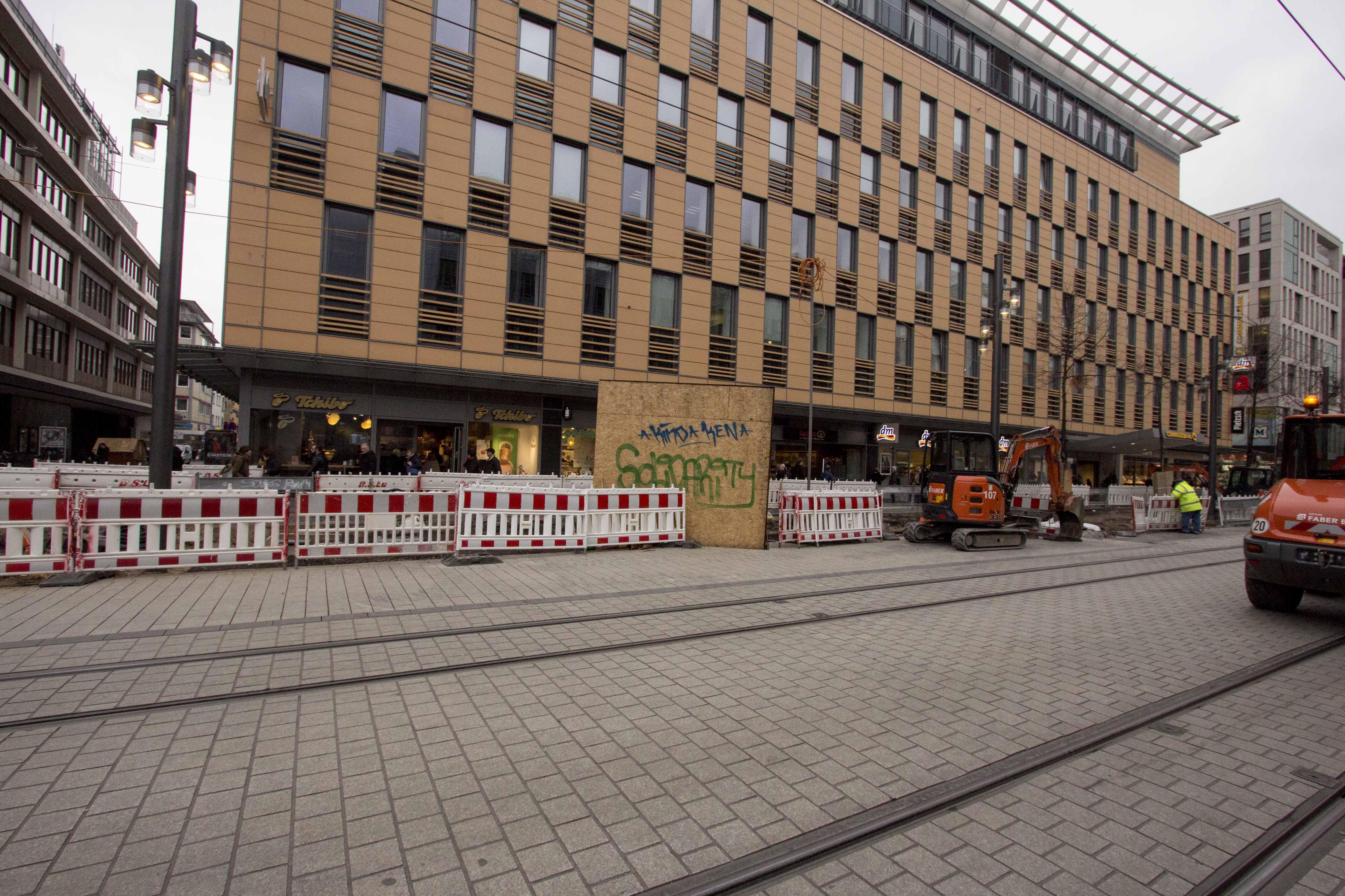 Architektur und Zentrum Mannheim_33