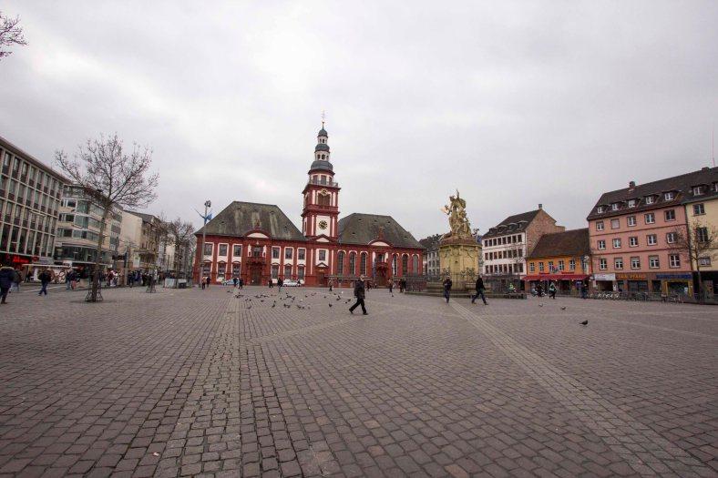Architektur und Zentrum Mannheim_35