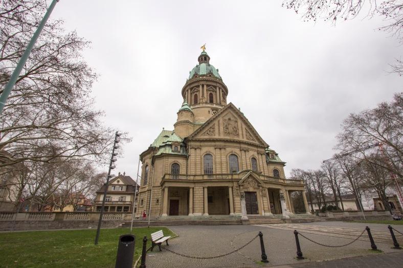 Architektur und Zentrum Mannheim_8